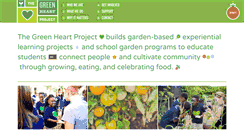 Preview of greenheartsc.org